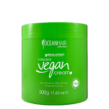 Máscara Vegan Cream