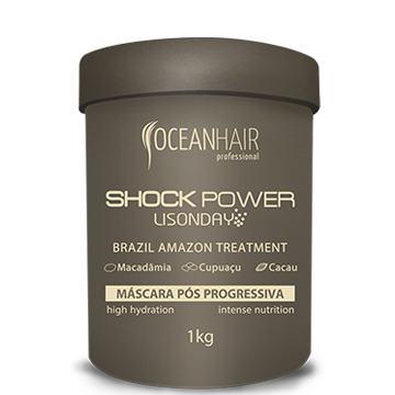 Máscara Shock Power